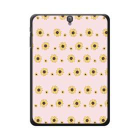 花 モチーフ flower motif Samsung Galaxy Tab S3 9.7 ポリカーボネート ハードケース