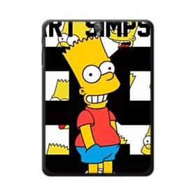 人気のバート・シンプソンちゃん  Samsung Galaxy Tab S3 9.7 ポリカーボネート ハードケース