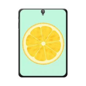 シンプル・ザ・レモン Samsung Galaxy Tab S3 9.7 ポリカーボネート ハードケース