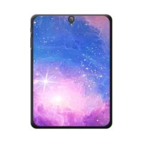 輝き夜空 キラキラ星空  Samsung Galaxy Tab S3 9.7 ポリカーボネート ハードケース