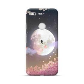 爛漫・夜桜&私たち Google Pixel ポリカーボネート ハードケース