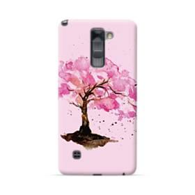 水彩画・桜の木 LG Stylus/Stylo 2 /Plus ポリカーボネート ハードケース