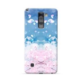 桜の花びら LG Stylus/Stylo 2 /Plus ポリカーボネート ハードケース