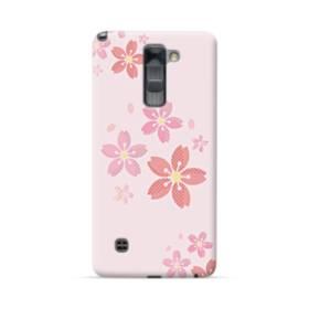 春・桜の花001 LG Stylus/Stylo 2 /Plus ポリカーボネート ハードケース