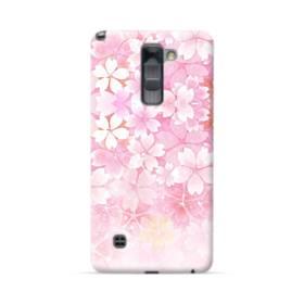 爛漫・ピンク&桜色 LG Stylus/Stylo 2 /Plus ポリカーボネート ハードケース