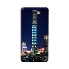 ザ・高層ビル LG Stylus/Stylo 2 /Plus ポリカーボネート ハードケース