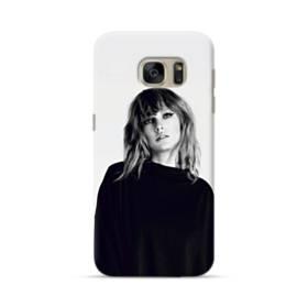 世界の彼女:テイラー・スウィフト01 Samsung Galaxy S7 ポリカーボネート ハードケース