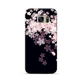 爛漫・桜 Samsung Galaxy S7 ポリカーボネート ハードケース