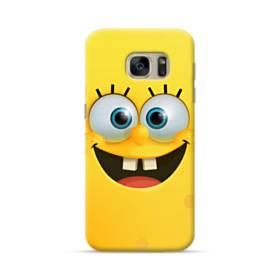 ザ・ビグ・スマイル Samsung Galaxy S7 ポリカーボネート ハードケース