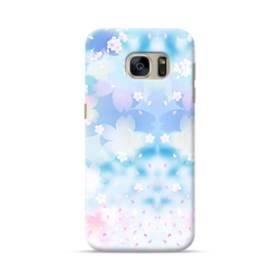 爛漫桜の花 Samsung Galaxy S7 ポリカーボネート ハードケース