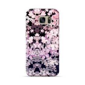 爛漫・夜桜 Samsung Galaxy S7 ポリカーボネート ハードケース