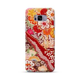 和・花柄 Samsung Galaxy S8 Plus ポリカーボネート ハードケース