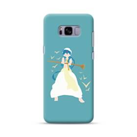 ディズニー・キャラクター:アラジン Samsung Galaxy S8 Plus ポリカーボネート ハードケース