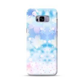 爛漫桜の花 Samsung Galaxy S8 Plus ポリカーボネート ハードケース