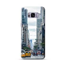 ザ・シティーシリーズ01 Samsung Galaxy S8 ポリカーボネート ハードケース
