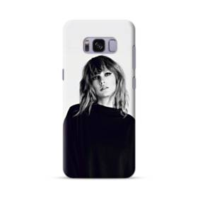 世界の彼女:テイラー・スウィフト01 Samsung Galaxy S8 ポリカーボネート ハードケース