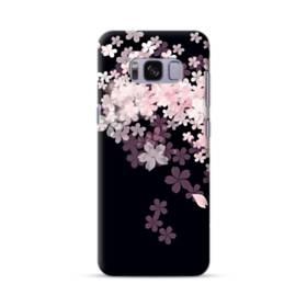爛漫・桜 Samsung Galaxy S8 ポリカーボネート ハードケース