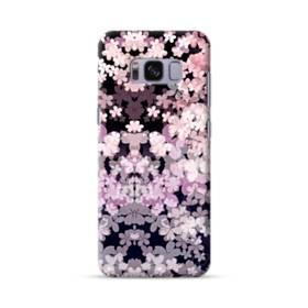 爛漫・夜桜 Samsung Galaxy S8 ポリカーボネート ハードケース