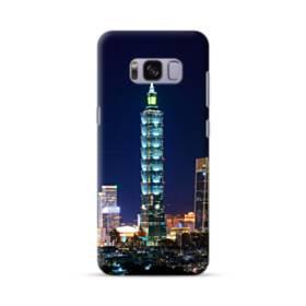 ザ・高層ビル Samsung Galaxy S8 ポリカーボネート ハードケース
