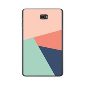 デザイン・アートな色のパターン002 Samsung Galaxy Tab A 10.1 ポリカーボネート ハードケース