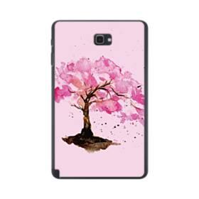 水彩画・桜の木 Samsung Galaxy Tab A 10.1 S-Pen Version ポリカーボネート ハードケース
