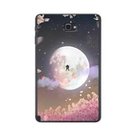 爛漫・夜桜&私たち Samsung Galaxy Tab A 10.1 S-Pen Version ポリカーボネート ハードケース