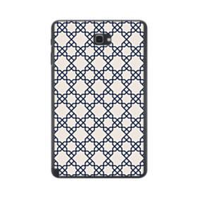 アートな幾何図モチーフ1 Samsung Galaxy Tab A 10.1 S-Pen Version ポリカーボネート ハードケース