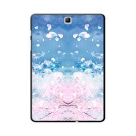 桜の花びら Samsung Galaxy Tab A 9.7 ポリカーボネート ハードケース
