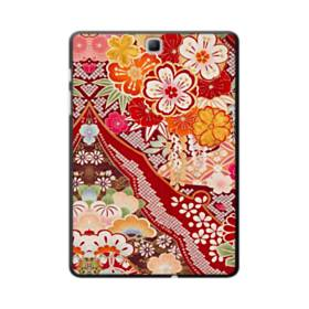 和・花柄 Samsung Galaxy Tab A 9.7 ポリカーボネート ハードケース