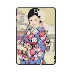 こんにちは、ジャパンガール! Samsung Galaxy Tab A 9.7 ポリカーボネート ハードケース