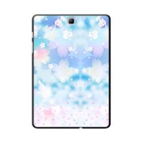 爛漫桜の花 Samsung Galaxy Tab A 9.7 ポリカーボネート ハードケース