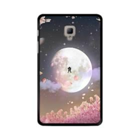 爛漫・夜桜&私たち Samsung Galaxy Tab A 8.0 (2017) ポリカーボネート ハードケース