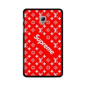 ルイ・ヴィトン&シュプリーム赤バージョン) Samsung Galaxy Tab A 8.0 (2017) ポリカーボネート ハードケース