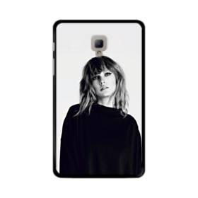 世界の彼女:テイラー・スウィフト01 Samsung Galaxy Tab A 8.0 (2017) ポリカーボネート ハードケース