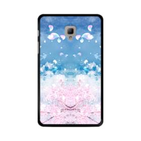 桜の花びら Samsung Galaxy Tab A 8.0 (2017) ポリカーボネート ハードケース