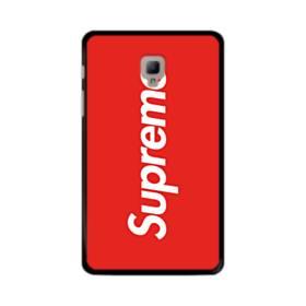 ニューヨークより赤のシュプリーム(super me) Samsung Galaxy Tab A 8.0 (2017) ポリカーボネート ハードケース