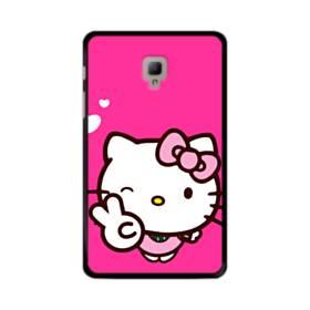 永遠に可愛い!キティちゃん Samsung Galaxy Tab A 8.0 (2017) ポリカーボネート ハードケース