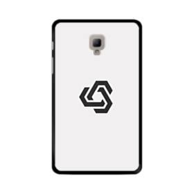 デザイン アートな三角004 Samsung Galaxy Tab A 8.0 (2017) ポリカーボネート ハードケース