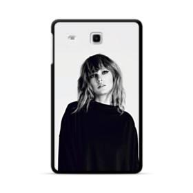 世界の彼女:テイラー・スウィフト01 Samsung Galaxy Tab E 8.0 ポリカーボネート ハードケース
