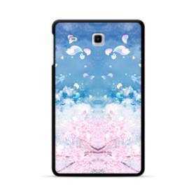 桜の花びら Samsung Galaxy Tab E 8.0 ポリカーボネート ハードケース
