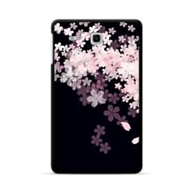爛漫・桜 Samsung Galaxy Tab E 8.0 ポリカーボネート ハードケース