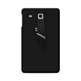 クールなブラック系パターン001 Samsung Galaxy Tab E 8.0 ポリカーボネート ハードケース