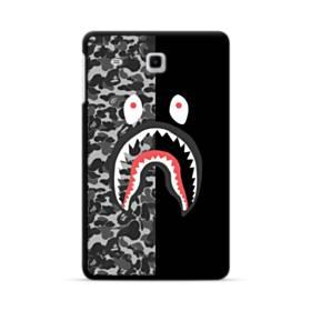 面白いブラック・スーパー ミ(super me) Samsung Galaxy Tab E 8.0 ポリカーボネート ハードケース