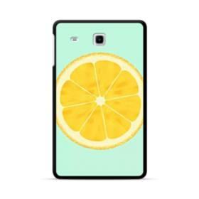 シンプル・ザ・レモン Samsung Galaxy Tab E 8.0 ポリカーボネート ハードケース
