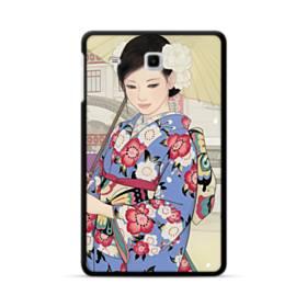 こんにちは、ジャパンガール! Samsung Galaxy Tab E 8.0 ポリカーボネート ハードケース