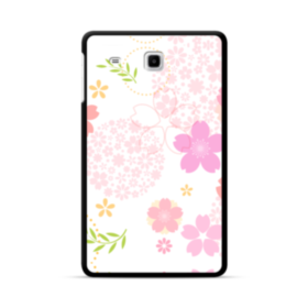 桜の形・いろいろ Samsung Galaxy Tab E 8.0 ポリカーボネート ハードケース