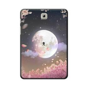 爛漫・夜桜&私たち Samsung Galaxy Tab S2 8.0 ポリカーボネート ハードケース