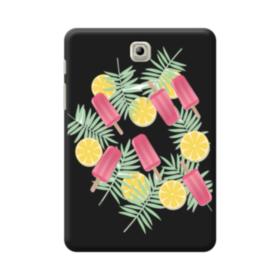 アイスバー&レモン Samsung Galaxy Tab S2 8.0 ポリカーボネート ハードケース