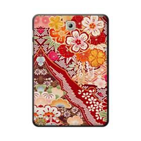 和・花柄 Samsung Galaxy Tab S2 8.0 ポリカーボネート ハードケース