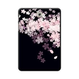 爛漫・桜 Samsung Galaxy Tab S2 8.0 ポリカーボネート ハードケース